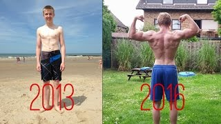 getlinkyoutube.com-Insane 2 Year Transformation! - Street Workout