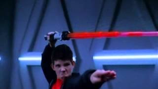 Star Wars Force Action Light Saber Hasbro commercial