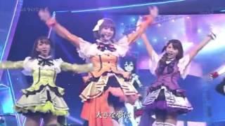 getlinkyoutube.com-Love Live! School Idol Project - μ's - KiRa KiRa Sensation - Dance Cover