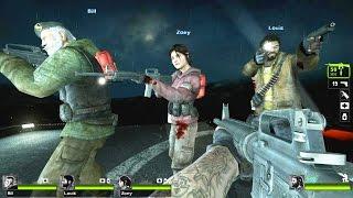 getlinkyoutube.com-Left 4 Dead 2 - Urban Underground Custom Campaign Gameplay Walkthrough