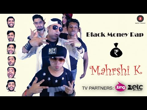 Black Money Rap | Official Music Video | Mahrshi K