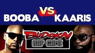 Booba vs Kaaris - Budokai Rap Game