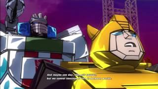 getlinkyoutube.com-Transformers Devastation Final Boss Scout Bumblebee Vs Megatron