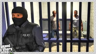 getlinkyoutube.com-MICHAEL RESCUES FRANKLIN & TREVOR FROM HIGH SECURITY PRISON