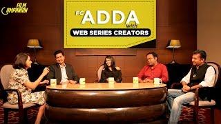 Biswapati Sarkar, Sumeet Vyas, Ekta Kapoor, Ashish Patil   FC Web ADDA