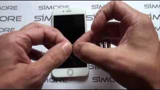 getlinkyoutube.com-iPhone 6 - Adattatore Doppia SIM per iPhone 6 e 6 Plus - SIMore X-Twin-6