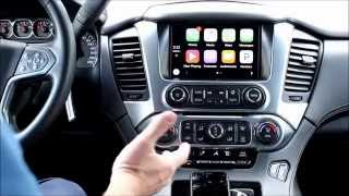 "getlinkyoutube.com-GM Apple CarPlay ""Projection"" Feature Retrofit to 2014 & 2015 Vehicles!"