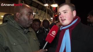 getlinkyoutube.com-West Ham 1 Arsenal 5   It Was Like Germany v Brazil in The World Cup (West Ham Fan RanT)