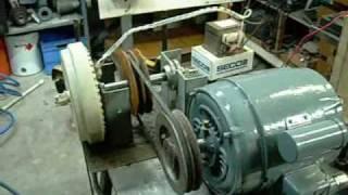 2HP Electric Motor Driven Smart Drive HV Generator