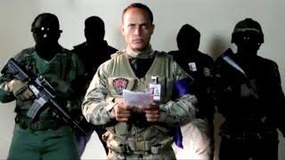 Policías atacan desde un helicóptero el Tribunal Supremo venezolano