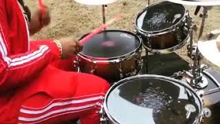 Eric Moore - Drum Solo width=