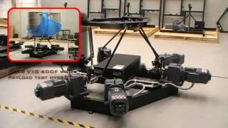 getlinkyoutube.com-CKAS Electric 6DOF Motion Platforms/Systems for Motion and Flight Simulators
