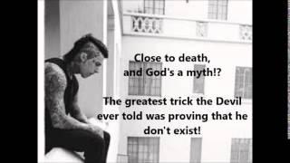 Devil - Ronnie Radke {Lyrics} #WATCHME2014 width=