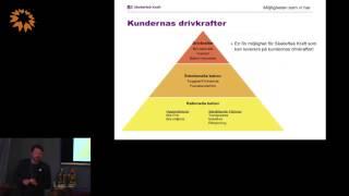 Varumärkesseminarium - Christoffer Svanberg