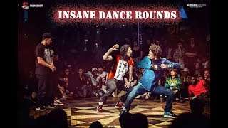 INSANE Dance Rounds 2017 | Les Twins,Dimension,Lil Blade,Ben and more | Episode 6