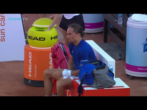 Dolgopolov`s Gorgeous Set Point in Rio