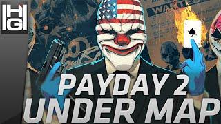 getlinkyoutube.com-Payday 2: Crimewave Edition - Glitch Under Map