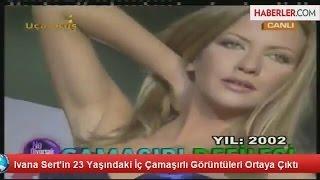 getlinkyoutube.com-Ivana Sert'in 23 Yaşındaki İç Çamaşırlı Görüntüleri