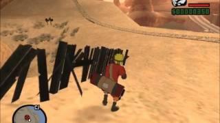 getlinkyoutube.com-GTA Sa Naruto VS Sasuke EP1: The Beginning