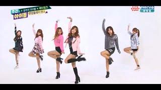 getlinkyoutube.com-[Eng Sub] 140409 Apink (에이핑크) Random Play Dance Weekly Idol Ep 142