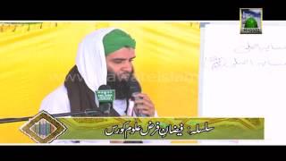 Faizan-e-Farz Uloom Course - Time Keeping - Namaz-e-Asar