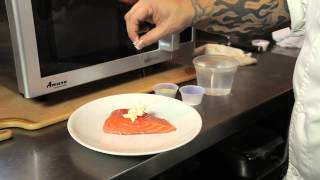 getlinkyoutube.com-How to Steam Fish in a Microwave : Frosting & Microwave Cooking