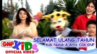 getlinkyoutube.com-Selamat Ulang Tahun & Panjang Umurnya - Kak Nunuk & Artis Cilik GNP (HD)