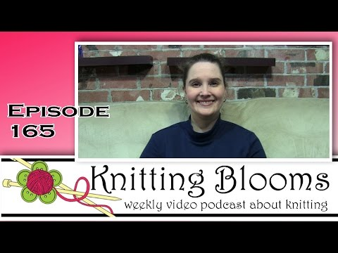 Kidneys and Camp - EP165 - Knitting Blooms