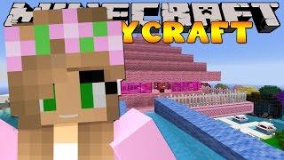 getlinkyoutube.com-Minecraft Crazy Craft 3.0 : THE CRAZY CRAFT TOUR!! #50