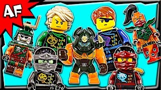 getlinkyoutube.com-Lego Ninjago Minifigures PIRATES SKYBOUND 2016 Winter Collection