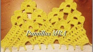getlinkyoutube.com-Puntilla para servilleta MRA 6