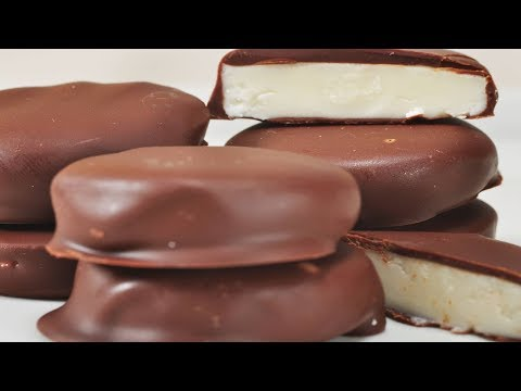 Peppermint Patties Recipe Demonstration - Joyofbaking.com