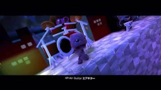 getlinkyoutube.com-LittleBigPlanet 2 - Rock'n'Roll SACK BOYS