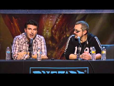 BlizzCon 2010 WoW: Quests and Lore Q&A Part 2