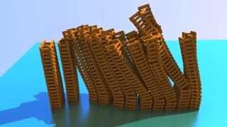 getlinkyoutube.com-Blender - Physics simulation