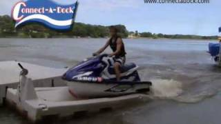 getlinkyoutube.com-jet ski dock