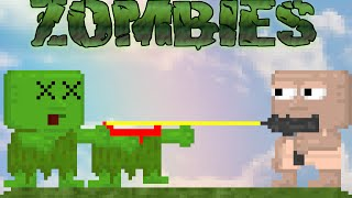 getlinkyoutube.com-Growtopia ZOMBIES PC GAME Game Preview (ANDROID/PC)