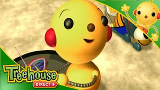 getlinkyoutube.com-Rolie Polie Olie - Space Telly! / Ultra Good Space Heroes / It's A Roundi-ful Life - Ep.49