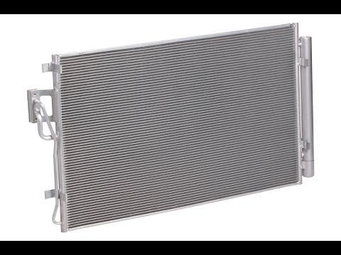 Chery Bonus замена радиатора кондиционера Zaz Forza, Chery Very.
