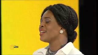 Chantre Dena Mwana invitée à C'Midi du 30 janvier 2017