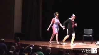 getlinkyoutube.com-Carlos Villagrán volta a viver Kiko em show no Teatro Feevale