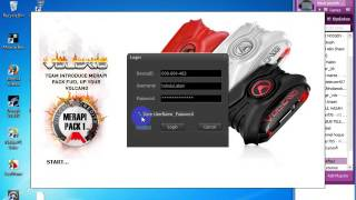 How to solve volcano box merapi tool MSVCR100 dll is missing
