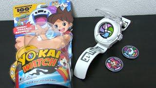 getlinkyoutube.com-US版 妖怪ウォッチでウィスパー/ジバニャン召喚!【ハズブロ玩具】 Yo-kai Watch