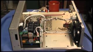 getlinkyoutube.com-Inside the Alpha 8406 Amplifier