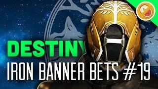 getlinkyoutube.com-Destiny Iron Banner Bets #19 - The Dream Team (Rise of Iron)