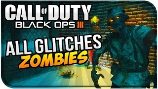 getlinkyoutube.com-Cod Black Ops 3 Glitches - All Working Zombie Glitches (The Giant) - COD BO3 Glitches (PS4,XB1,PC)