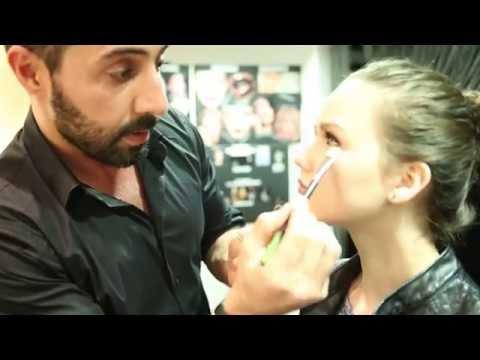 Retro Gelin Makyajı Nasıl Yapılır?