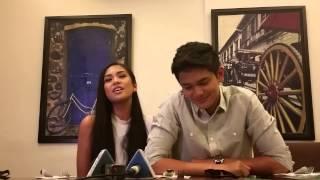 Gabbi Garcia & Ruru Madrid Singing
