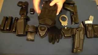 getlinkyoutube.com-Law Enforcement Duty Belt Setup & EDC
