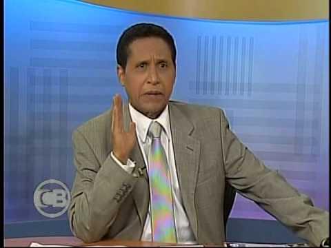 Rafael percival entrevista con Carlos batista 1 03 03 2014